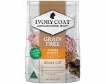 IVORY COAT CAT ADULT CHICKEN IN GRAVY 85G
