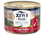 ZIWIPEAK PROVENANCE CAT CANNED OTAGO VALLEY 12X170G