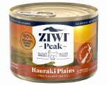 ZIWIPEAK PROVENANCE CAT CANNED HAURAKI PLAINS 170G