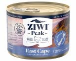 ZIWIPEAK PROVENANCE CAT CANNED EAST CAPE 12X170G