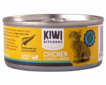 KIWI KITCHENS KITTEN CHICKEN AND MUSSEL CAN 85GX24
