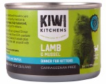KIWI KITCHENS KITTEN LAMB AND MUSSEL CAN 170G