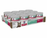 HILL'S SCIENCE DIET PERFECT WEIGHT ENTRÉE WET CAT FOOD LIVER & CHICKEN ADULT CANS 24X82G