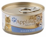APPLAWS CAT 70G TIN OCEAN FISH