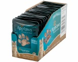 APPLAWS CAT 70G POUCH TUNA WITH ANCHOVY (X16)