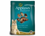 APPLAWS CAT POUCH TUNA WITH ANCHOVY 70G
