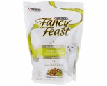 FANCY FEAST DRY CHICKEN TURKEY VEG 450GX4