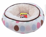 PET ONE SMALL ANIMAL BED CONFETTI 20CM**