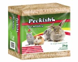 PECKISH BEDDING 30LTR - STRAWBERRY