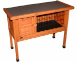 PET ONE SMALL ANIMAL HUTCH WOODEN