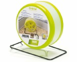 SAVIC ORBITAL SMALL ANIMAL EXERCISE WHEEL WITH STAND 18CM