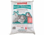 PETERS RABBIT & GUINEA PIG GRAIN SELECTION 20KG (MULTIGRAIN)~