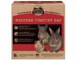 OXBOW WESTERN TIMOTHY HAY 4KG - LARGE