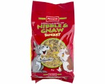 PETERS RABBIT AND GUINEA PIG NIBBLE & GNAW BANQUET 4KG (NOT AVAILABLE IN WA, NT & TAS)