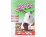 NIBBLER RABBIT & GUINEA PIG MIX 2KG
