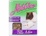 NIBBLER RAT & MOUSE MIX 500G**