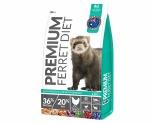 PREMIUM FERRET DIET 2.5KG*+
