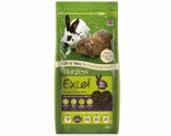 BURGESS EXCEL RABBIT PELLETS WITH MINT 4KG*+
