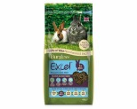 BURGESS EXCEL RABBIT PELLETS WITH MINT FOR JUNIOR AND DWARF RABBITS 4KG*+