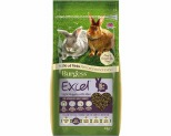 BURGESS EXCEL LIGHT RABBIT PELLETS FOR OVERWEIGHT RABBITS 2KG*+