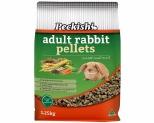 PECKISH ADULT RABBIT PELLETS 1.25KG - CARROT & MINT