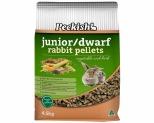 PECKISH JUNIOR/ DWARF RABBIT PELLETS 4.5KG