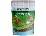 PECKISH SMALL ANIMAL HEALTH TREAT 150GM - DIGESTIVE & SKIN CARE