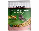 PECKISH RAT & MOUSE MEDLEY 1.5KG - FRUIT