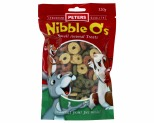 PETERS NIBBLE O'S 120GM (NOT AVAILABLE IN WA, NT & TAS)