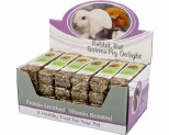 DELIGHTS GUINEA PIG BAR 40G 24PK