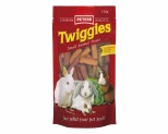 PETERS TWIGGIES SMALL ANIMAL TREATS 150G 4PK