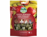 OXBOW SIMPLE REWARDS APPLE AND BANANA TREATS 60GM