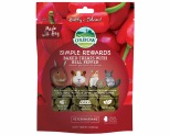OXBOW SIMPLE REWARDS BELL PEPPERTREATS 60GM