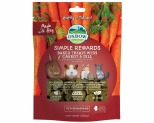 OXBOW SIMPLE REWARDS CARROT AND DILL TREATS 60GM (NOT AVAILABLE IN WA, NT & TAS)