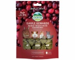 OXBOW SIMPLE REWARDS CRANBERRY TREATS 60GM