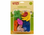 LIVING WORLD FRUIT AND VEGIE MIX 7 PIECES