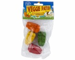 VEGGIE PATCH EDIBLE CAPSICUM NIBBLERS (X4)