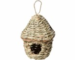 PISCES NAT BIRD HOUSE WITH ROOF**