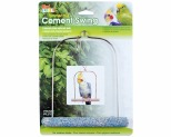 PENN PLAX CEMENT SWING WITH WIRE FRAME 7 INCH