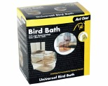 AVI ONE BIRD BATH UNIVERSAL