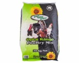 GREEN VALLEY GRAIN OPEN RANGE PREMIUM POULTRY MIX 20KG  (NOT AVAILABLE IN WA)~