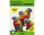 PASSWELL COMPLETE LORIKEET 1KG
