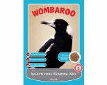 WOMBAROO INSECTIVORE REARING MIX 250G