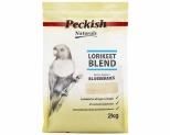 PECKISH LORIKEET BLEND - BLUEBERRY 2KG