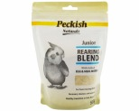 PECKISH JUNIOR REARING BLEND - EGG & MEALWORM 500GM