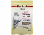 PECKISH ADULT LORIKEET PELLETS - BLUEBERRY 2KG