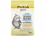 PECKISH JUNIOR REARING BLEND - EGG & MEALWORM 2KG