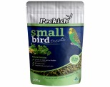 PECKISH SMALL BIRD NATURAL GREENS TREAT 200G
