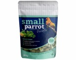 PECKISH SMALL PARROT NATURAL GREENS TREAT 200G