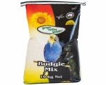 GREEN VALLEY GRAINS BUDGIE 10KG (NOT AVAILABLE IN WA, NT & TAS)